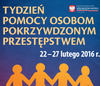 """""""Tydzień Pomocy Osobom Pokrzywdzonym Przestępstwem"""" w dniach 22-27 lutego br."""