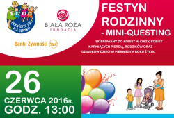 26.06.2016 | Festyn Rodzinny -MINI-QUESTING