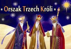 Zapraszamy do udziału w Orszaku Trzech Króli.