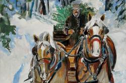 Spotkanie z artystą malarzem Jerzym Omelczukiem