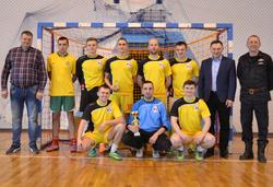 Powiatowy Turniej Piłki Halowej o Puchar Prezesa Związku OSP RP