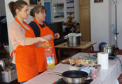 Warsztaty Kulinarne - jako forma działań towarzyszących w ramach Programu Operacyjnego Pomoc Żywnościowa.