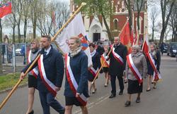 Obchody Rocznicy Konstytucji 3 Maja w Mełgwi
