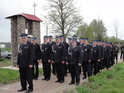 Święto Strażaków w Gminie Mełgiew