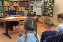 Spotkanie z Dzielnicowym KPP w Świdniku