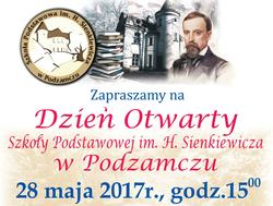 28.05.2017 | Dzień Otwarty Szkoły Podstawowej w Podzamczu