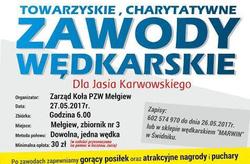27.05.2017 | Towarzyskie, Charytatywne Zawody Wędkarskie dla Jasia Karwowskiego.