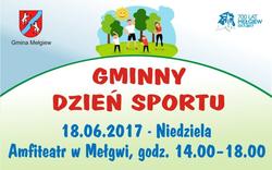 18.06.2017  | Gminny Dzień Sportu - serdecznie zapraszamy...