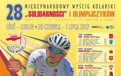 """Międzynarodowy Wyścig Kolarski """"Solidarności"""" i Olimpijczyków będzie przebiegał po terenie naszej gminy"""