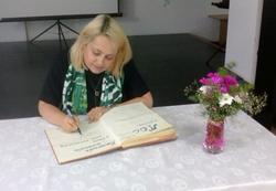Spotkanie autorskie zAnną Fryczkowską