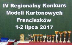 IV Regionalny Konkurs Modeli Kartonowych