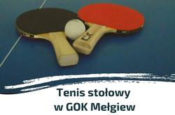Gratka dla pasjonatów tenisa stołowego!
