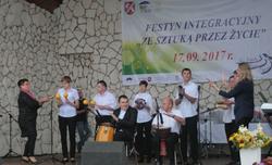 Festyn Integracyjny Osób Niepełnosprawnych