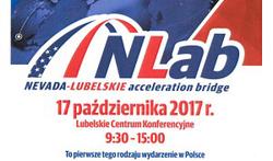 "Konferencja ""NLab: Nevada-Lubelskie acceleration bridge"""