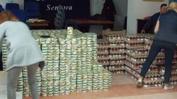 Pomoc Żywnościowa dla najbardziej potrzebujących w Gminie Mełgiew