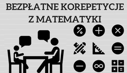 Bezpłatne korepetycje z matematyki w GOK Mełgiew