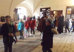 Spotkanie z historią w Izbie Pamiątek Regionalnych w Mełgwi