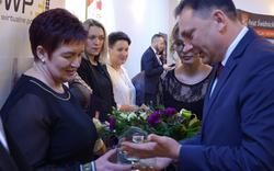 Anna Pytka sołtysem roku 2017