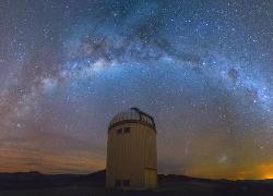 Obserwatorium astronomiczne już czynne