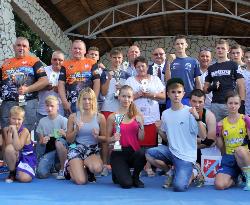 Dzień Sportu w Mełgwi