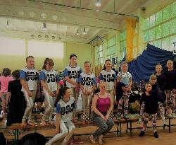 M.G! Squad na XI Wojewódzkim Turnieju Zespołów Tanecznych