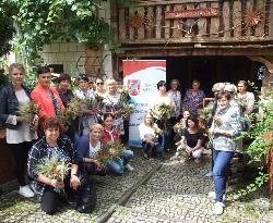 """Wyjazd szkoleniowo - integracyjny stowarzyszenia """"Pomocy szkole i ekorozwoju wsi"""" w Krzesimowie"""