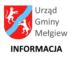Wójt Gminy Mełgiew informuje o trwających konsultacjach