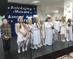 VII Noworoczny Koncert Kolęd w GOK Mełgiew