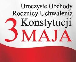 Fotorelacja z gminnych obchodów 228. Rocznicy Uchwalenia Konstytucji 3 Maja
