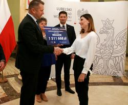 Umowy na dofinansowanie dróg gminnych i powiatowych