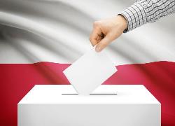 I posiedzenie Obwodowej Komisji Wyborczej w Krępcu