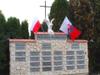 28.09.2012 | Zaproszenie na uroczystość odsłonięcia tablic pamiątkowych poświęconych poległym i pomordowanym w obozach śmierci.