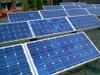 24.07.2014 | Rozpoczął się montaż instalacji solarnych w ramach projektu 'Energia przyjazna środowisku w gminie Mełgiew'.