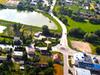09.10.2014 | Wizualizacja I Etapu zagospodarowania przestrzeni w Centrum Mełgwi.