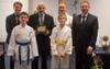 27.11.2014 | Wizyta karateków w Urzędzie Gminy Mełgiew.